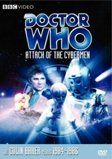 Doctor Who Attack of The Cybermen DVD 2009 2 Disc Set DVD 2009