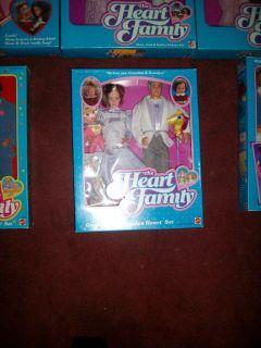 The Heart Family Grandma and Grandpa Gift Set 1985