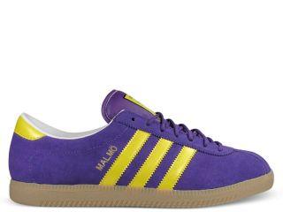 Adidas Originals Mens Malmo Trainer G62117 Vintage Pack RP £70 RARE