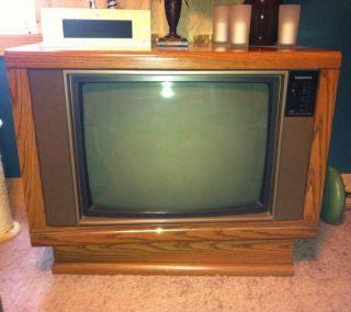 Vintage Magnavox TV