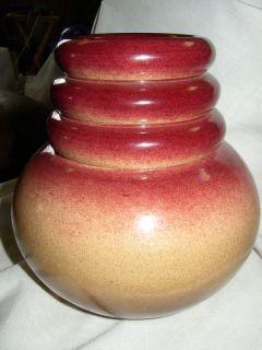 Antique Vintage Pottery Vase