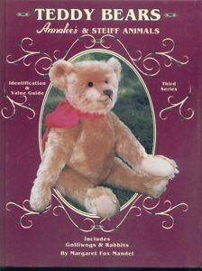 Teddy Bears Annalees Steiff Animals Margaret Mandel