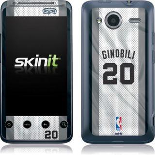 Skinit Manu Ginobili San Antonio Spurs Jersey Skin for HTC EVO Shift