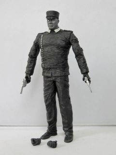 HS3 NECA Sin City Series 1 Manute Black White Action Figure