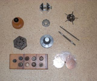 Watchmaking Jewelers Tools Watch Maker Tool Lot