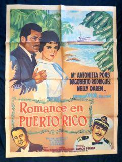 Romance En Puerto Rico Maria A Pons Bobby Capo Jose Miguel Agrelot
