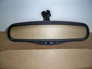 98 99 00 01 02 Mercury Grand Marquis Rear View Mirror GG151