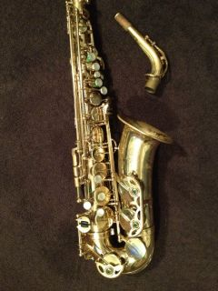 Selmer Mark VI 214K High F