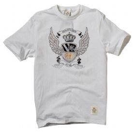 Marc Ecko Unltd Mens XL White T Shirt Top BNWT 44 46