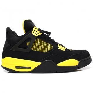 Nike Air Jordan Retro IV 4 Thunder Size 12