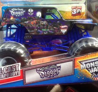 24 Hot Wheels 2012 Monster Jam Son Uva Digger Rare VHTF Advance Auto