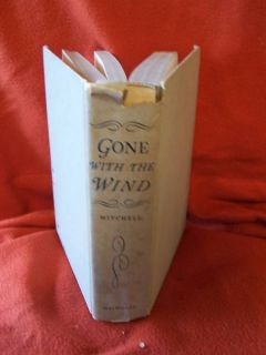 1964 Gone with The Wind by Margaret Mitchell