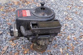 12 HP Electric Start Vertical Shaft Gas Mower Engine