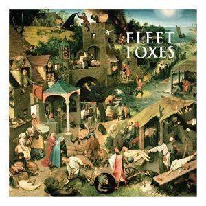 Fleet Foxes Self Titled Vinyl LP EP  New SEALED