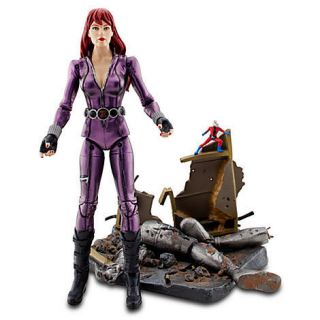 Marvel Select Black Widow Action Figure 6  Soviet Russia
