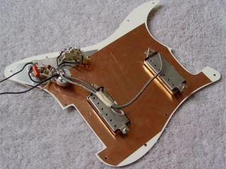 USA Custom FIRECASTER~American Deluxe Strat Neck~Warmoth Mary Kay Body