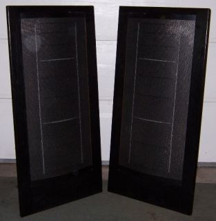 Martin Logan CLS Full Range Electrostatic Speakers Black Oak Sorry No