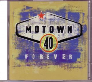 40 FOREVER Collection Various 1998 Oop 2 CD 60s & 70s Hits Marvin Gaye