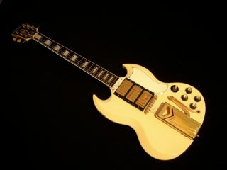 Gibson Les Paul s G Custom Mary Ford SG Star of The Pawn Shop