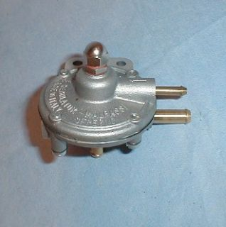 Maserati Biturbo Fuel Pressure Regulator New Carb