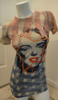 Marilyn Monroe American Star Shirt