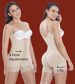 9334 Fajas Colombianas Powernet Post Surgery Post Pregnancy Girdle