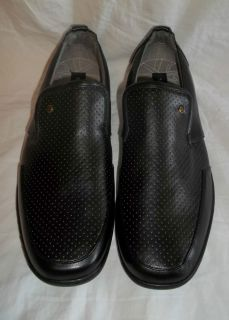 Structure Matheus Slip on Loafers Mens Shoes Size US 10 Black