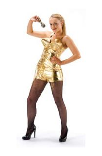 80s Madonna Material Girl Cone Cup Fancy Dress Costume