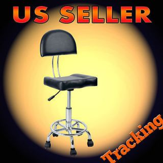 Stool Chair Massage Beauty Salon Tattoo Gas Lift Adjustable Bar Office