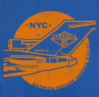 Beastie Boys T Shirt Vintage NY DJ Rock New York Funny Brooklyn