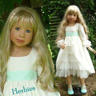 Masterpiece Dolls Little Bo Peep Levenig Blonde 48 Ball Jointed Vinyl