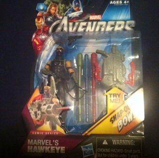 Avengers Marvel Universe Figure Ultimate Hawkeye