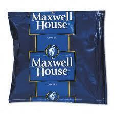Maxwell House Master Blend Mild Pure Ground Coffee 1 1 Ounce Packages