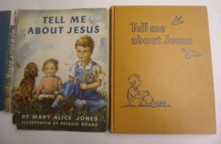 Tell Me About Jesus Mary Alice Jones Pelagie Doane DJ