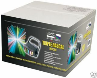 New MBT Rascal ME3680 DJ Stage Lighting Light Effects