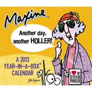 Maxine 2013 Desk Calendar 1423816110