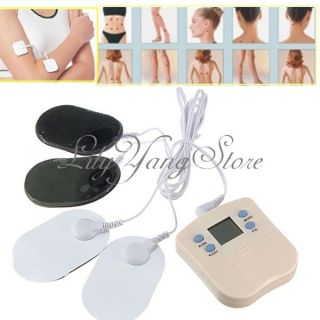 Pads 8 Mode Electronic Full Body Slimming Burn Fat Massager Relief