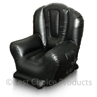 Massage Chair Inflatable Love Seat Sofa Chair Massaging Unit Brand New