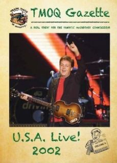 Paul McCartney USA Live HMC 2 CD TMOQ
