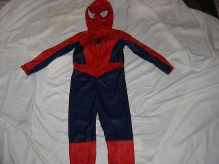Marvel Comics Spiderman Costume Boys 2 4