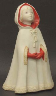 Cybis Figurine Porcelain Little Red Riding Hood 62904