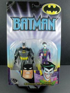 Batman vs Joker The Animated Series 4 75 Action Figure by Mattel