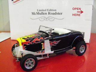 Danbury Mint 1932 McMullen Roadster Hot Rod Limited Edition New in Box