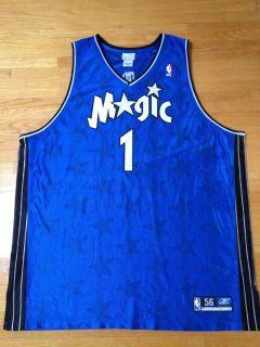 Tracy Mcgrady Orlando Magic Away Stars verson Reebok Authentic verson