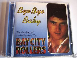 Brand New Les McKeown Bay City Rollers Pop Music CD