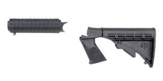 ATI H R New England Topper Ultra NEF Pardner Handi Rifle Hunstman