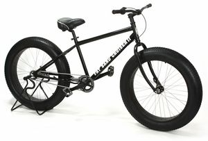 Fat Tire 4 7 Bicycle Tommisea Crusier II 3 Speed Sand and Snow Bike