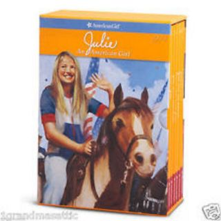 American Girl Julies Boxed Set Paperback Brand New 159369363X