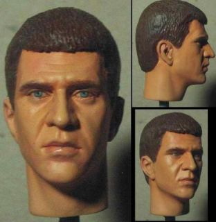 Scale Mel Gibson Mad Max Custom Resin Head GIJOE