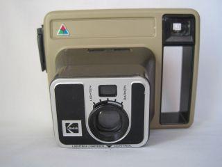 Vintage Kodak Kodamatic Pleasure II Instant Color Film Camera with
